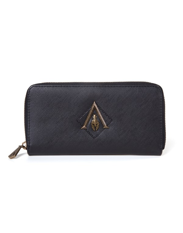 gw637424aco_03_3 Assassin's Creed Odyssey - Odyssey Logo Premium Ladies Wallet pénztárca