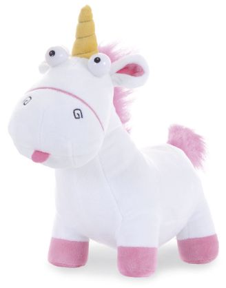 Minions Fluffy Unicorn soft plush / plüss 15cm
