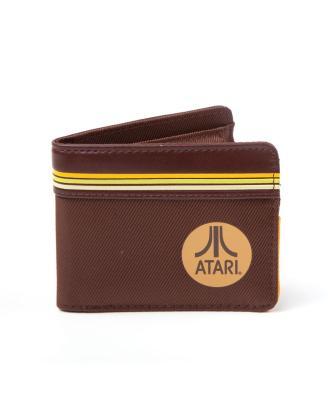 mw060508ata_1 Atari - Brown Arcade Life Wallet / Pénztárca