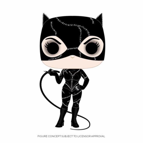 Batman Returns POP! Heroes Vinyl Figure Catwoman 9 cm_fk47707