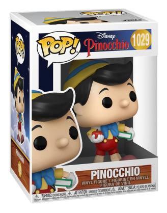 Pinocchio 80th Anniversary POP! Disney Vinyl Figure School Bound Pinocchio 9 cm_fk51533
