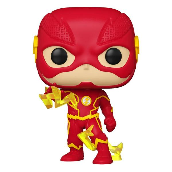 The Flash POP! Heroes Vinyl Figure The Flash 9 cm_fk52018