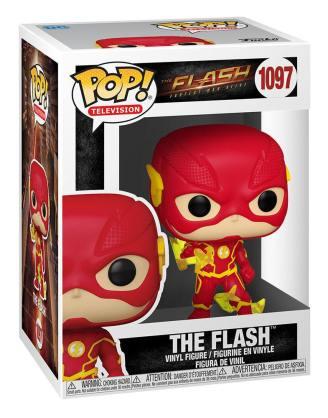 The Flash POP! Heroes Vinyl Figure The Flash 9 cm_fk52018