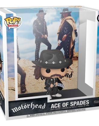 Motorhead POP! Albums Vinyl Figure Ace of Spades 9 cm_fk53082