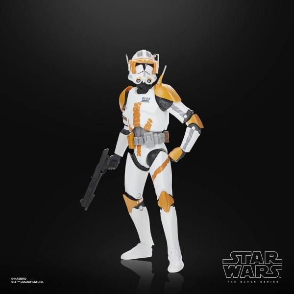 x_hasf09615l00_f Star Wars Black Series Archive Akciófigura - 2021 50th Anniversary Wave 1 - Clone Commander Cody (The Clone Wars)