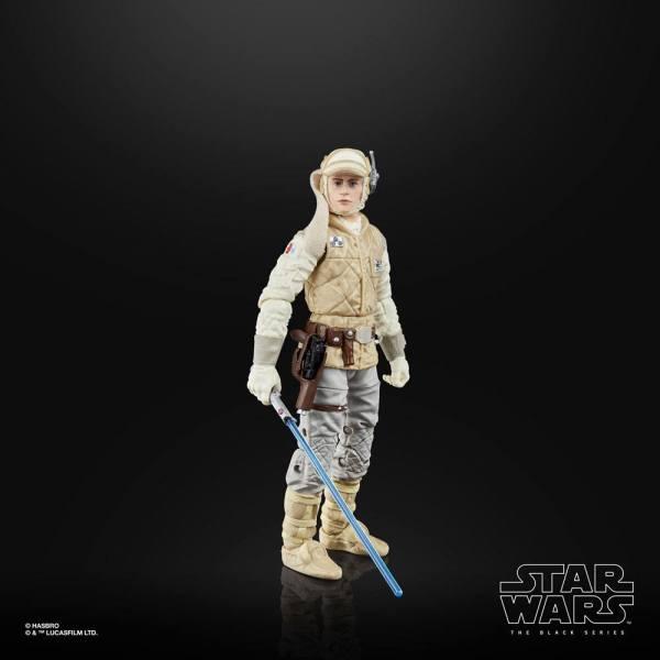 Star Wars Black Series Archive Akciófigura - 2021 50th Anniversary Wave 1 - Luke Skywalker (Hoth) (Episode V)
