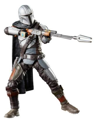 Star Wars The Mandalorian Vintage Collection Akciófigura 2021 - The Mandalorian 10 cm