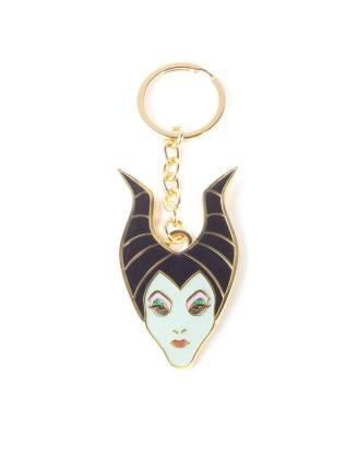 Maleficent 2 Metal Keychain / kulcstartó - Face