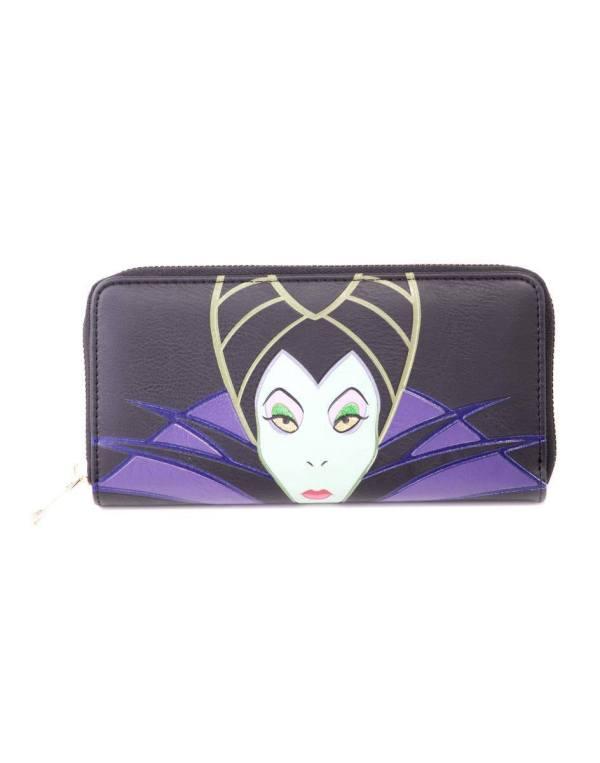 Maleficent 2 Wallet / pénztárca Face