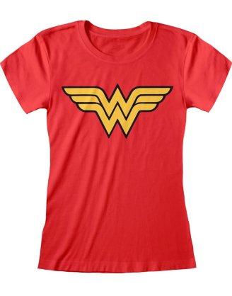 DC Comics Női póló / T-Shirt - Wonder Woman Logo