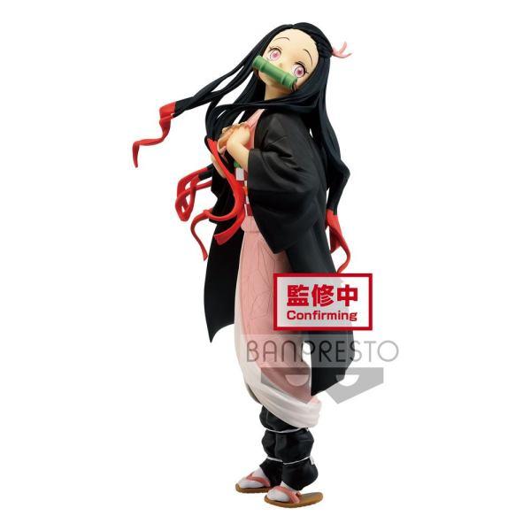 Demon Slayer: Kimetsu no Yaiba Glitter & Glamours PVC Statue Nezuko Kamado 25 cmbanpbp16958p