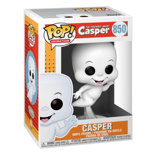 x_fk44153 Casper Funko POP! Animation Vinyl Figura - Casper 9 cm
