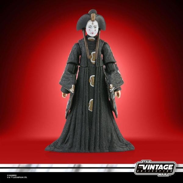 Star Wars Vintage Collection 2021 Wave 2 Akciófigura - Queen Amidala (Episode I) 10 cm