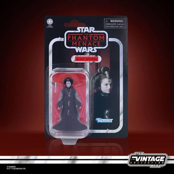 x_hase7763eu44_m Star Wars Vintage Collection 2021 Wave 2 Akciófigura - Queen Amidala (Episode I) 10 cm