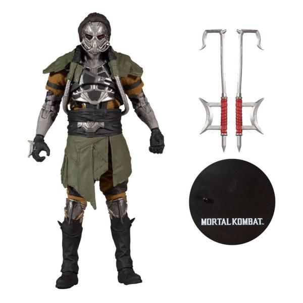 Mortal Kombat Action Figure Kabal: Hooked Up Skin 18 cmmcf11047-0
