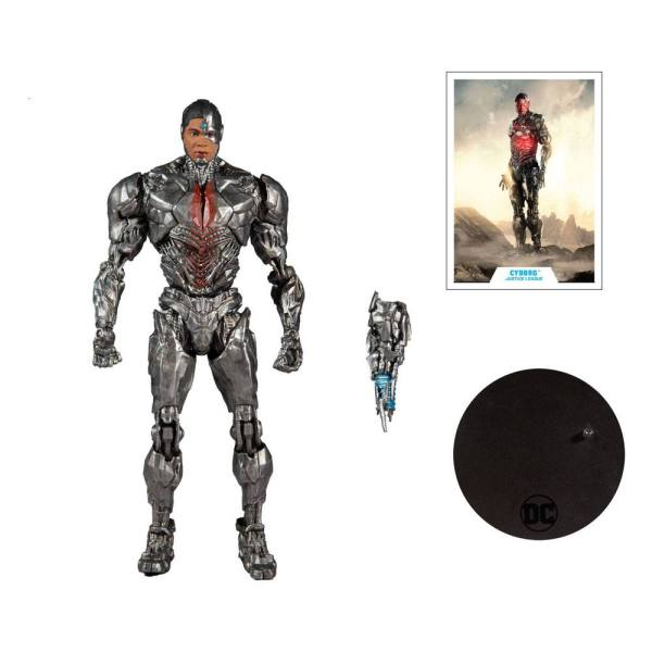 DC Justice League Movie Action Figure Cyborg 18 cm_mcf15093-3