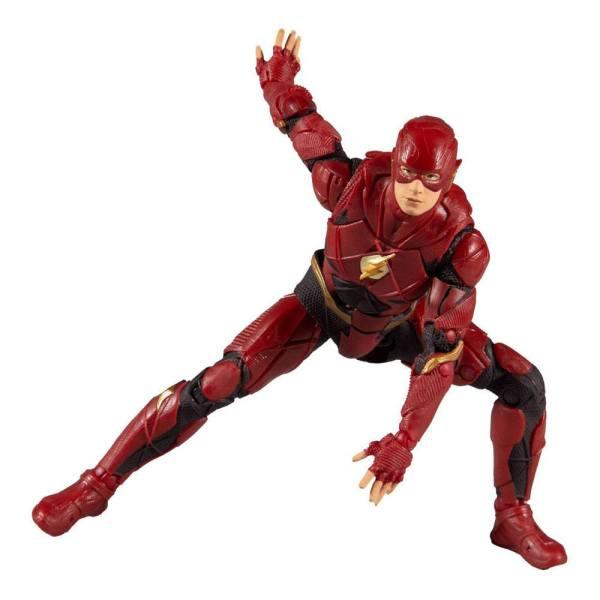 DC Justice League Movie Action Figure Flash 18 cm_mcf15094-0