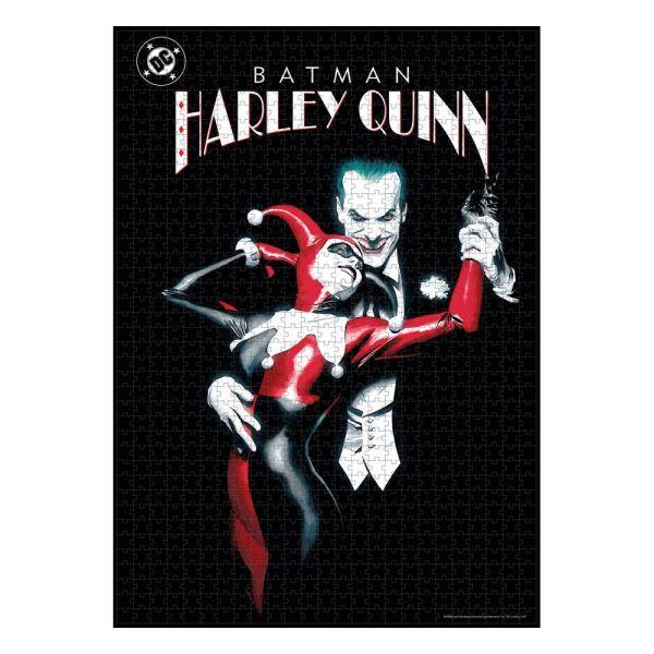 DC Comics Jigsaw Puzzle - Joker & Harley Quinn