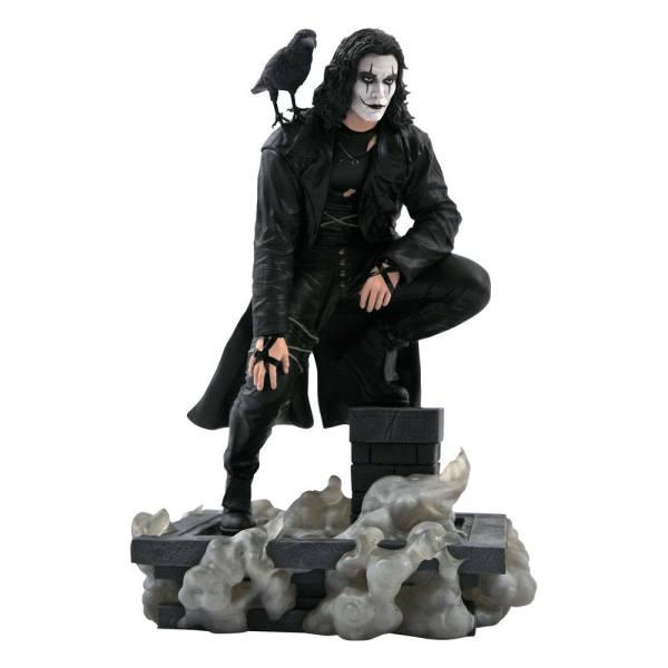 The Crow MThe Crow Movie Gallery PVC Statue Rooftop 25 cm_diamapr212361ovie Gallery PVC Statue Rooftop 25 cm
