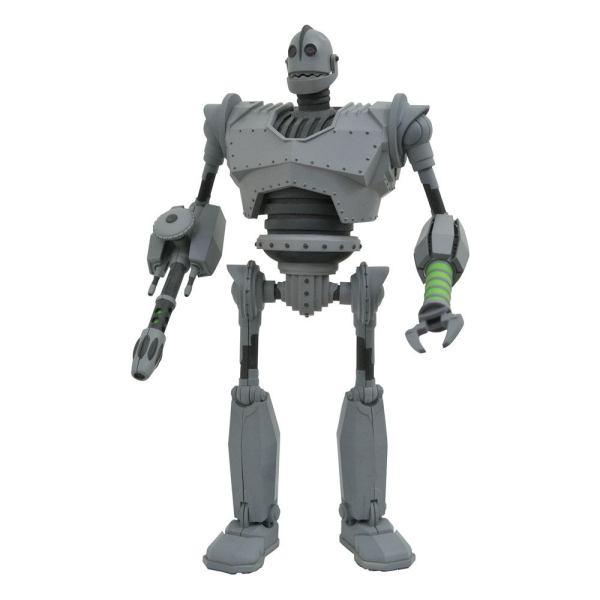 The Iron Giant Select Action Figure Battle Mode Iron Giant 22 cm_diamapr212366