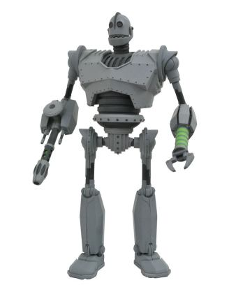 The Iron Giant Select Action Figure Battle Mode Iron Giant 22 cm_diamapr212366
