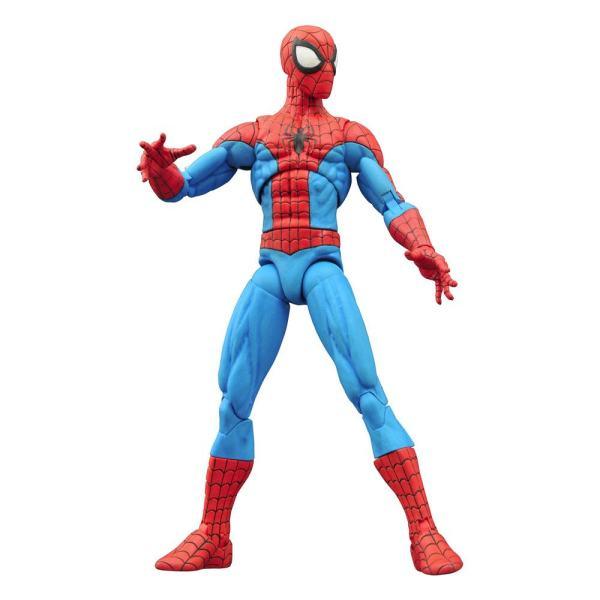 Marvel Select Akciófigura - The Spectacular Spider-Man 18 cm