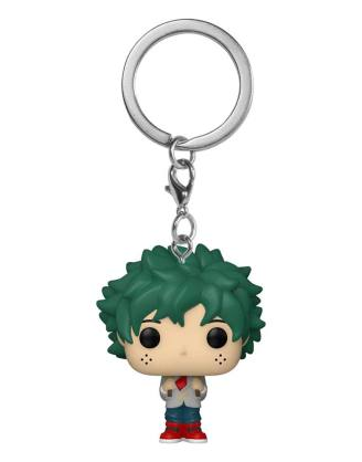 x_fk48175 My Hero Academia Pocket POP! Kulcstartó - Deku