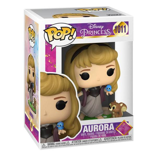 x_fk54741 Disney: Ultimate Princess Funko POP! Disney Vinyl Figura - Aurora 9 cm