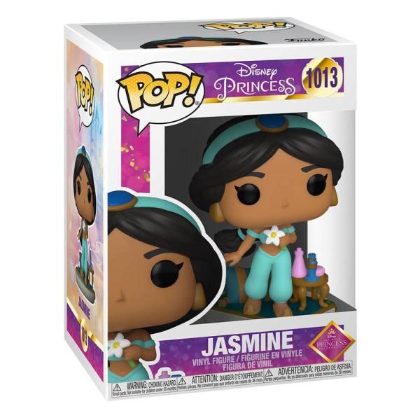 x_fk54743 Disney: Ultimate Princess Funko POP! Disney Vinyl Figura - Jasmine 9 cm