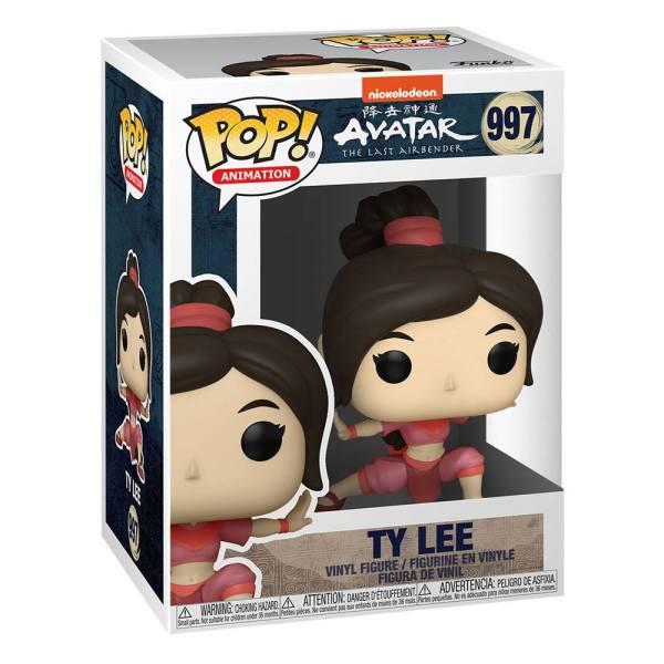 Avatar The Last Airbender POP! Animation Vinyl Figure Ty Lee 9 cm_fk56026