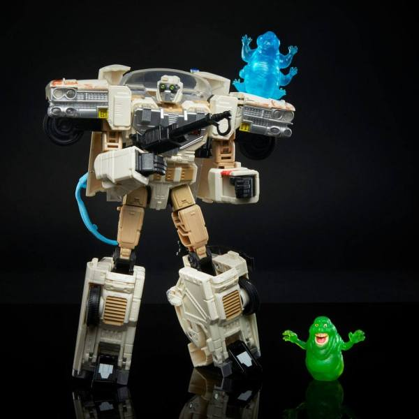 x_hase9556 Transformers x Ghostbusters: Afterlife Vehicle Ecto-1