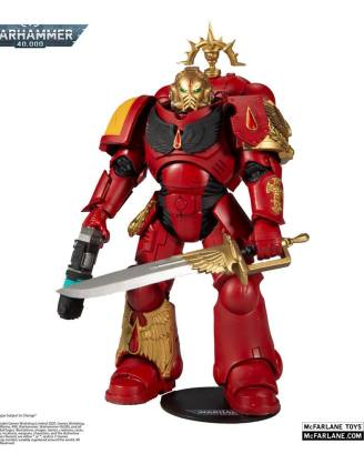 Warhammer 40k Action Figure Blood Angels Primaris Lieutenant (Gold Label Series) 18 cm