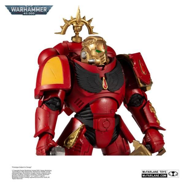 Warhammer 40k Action Figure Blood Angels Primaris Lieutenant (Gold Label Series) 18 cm_mcf10921-4