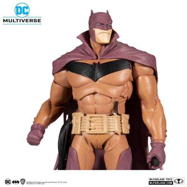 DC Multiverse Action Figure White Knight Batman (Red Variant) 18 cm_mcf15138-1