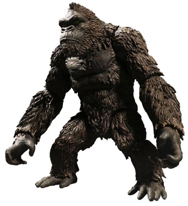 King Kong Akciófigura - King Kong of Skull Island 18 cm