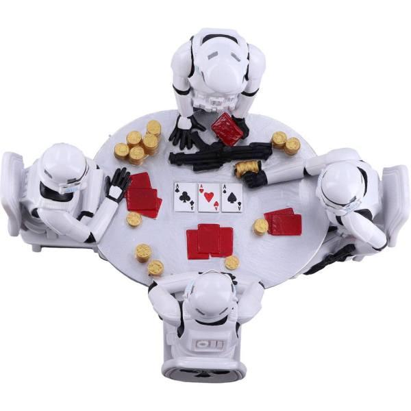 x_nemn-x_nemn-b5441t1_c Star Wars Diorama - Stormtrooper Poker Face 18 cmb5441t1_c Star Wars Diorama - Stormtrooper Poker Face 18 cm