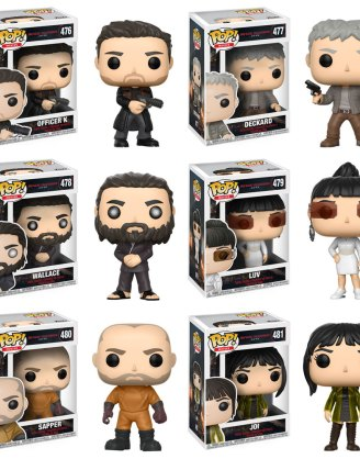 Blade Runner Funko POP! Figura 6 db-os bundle