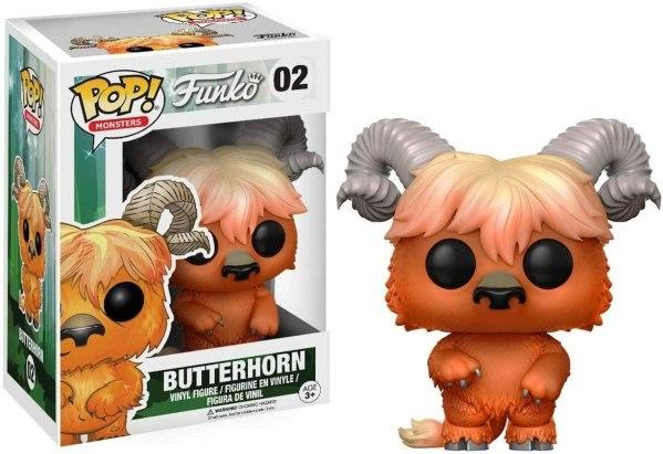 Funko POP! figura - Funko Monsters Butterhorn