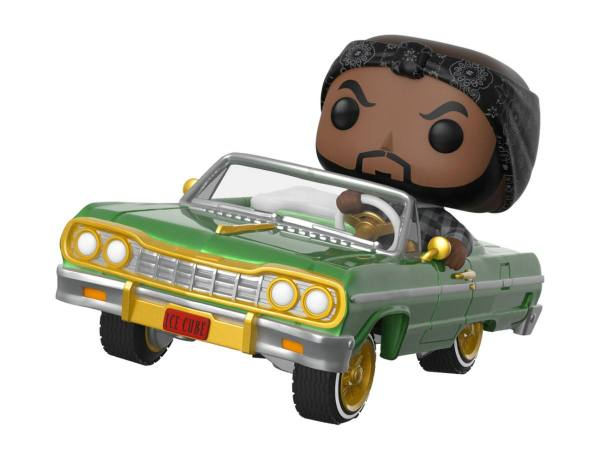 Ice Cube POP! Rides Figura - Ice Cube 18 cm