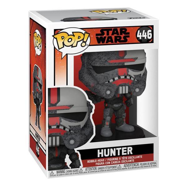 Star Wars: The Bad Batch POP! TV Vinyl Figure Hunter 9 cm_fk55500