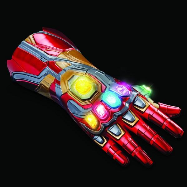 Marvel Legends Series Electronic Iron Man Nano Gauntlet_hasf0196