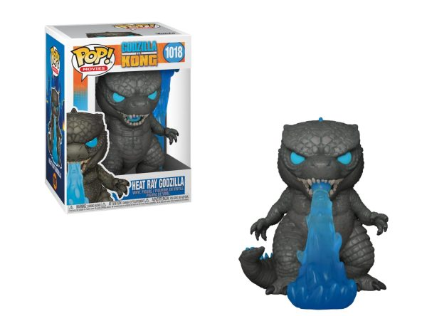 Godzilla Vs Kong Funko POP! Movies Figura - Heat Ray Godzilla (Exclusive)