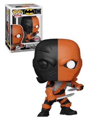 DC Comics Funko POP! figura - Deathstroke (Exclusive)