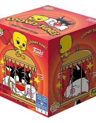 Looney Tunes POP! & Tee Box Sylvester & Tweety