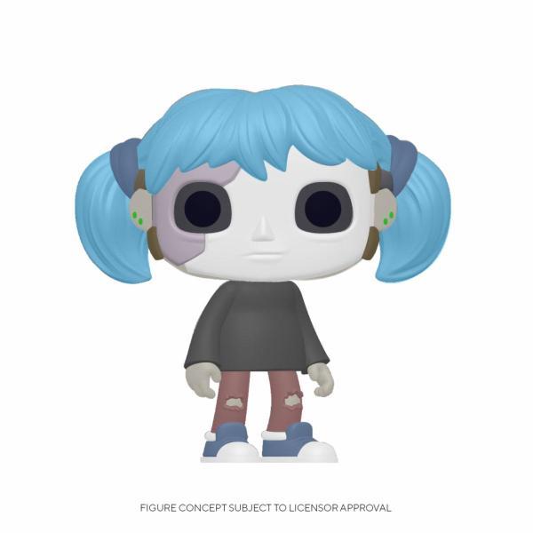 Sally Face POP! Games Vinyl Figure Sally Face 9 cm