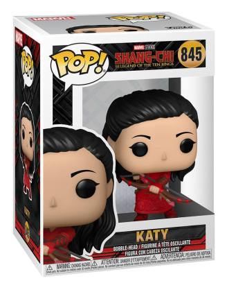 Shang-Chi and the Legend of the Ten Rings POP! Vinyl Figure Katy 9 cm_fk52878