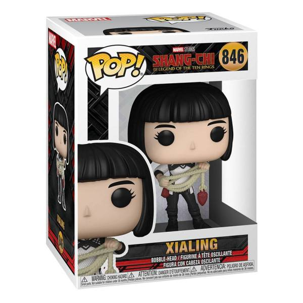 Shang-Chi and the Legend of the Ten Rings POP! Vinyl Figure Xialing 9 cm_fk52879