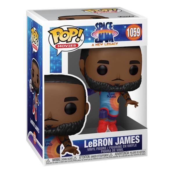 Space Jam 2 POP! Movies Vinyl Figure LeBron James 9 cm_fk55974