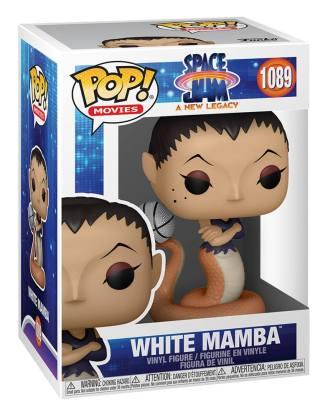 Space Jam 2 POP! Movies Vinyl Figure White Mamba 9 cm_fk56230