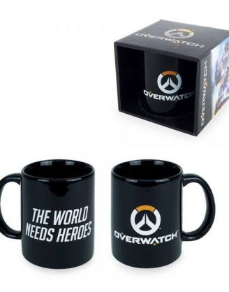 Overwatch bögre - Logo